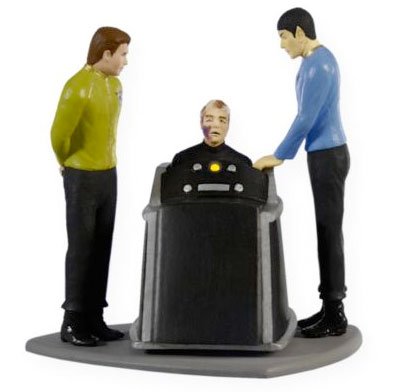 Hallmark's 2009 Star Trek Keepsake