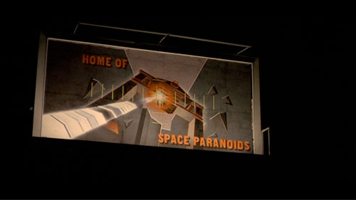 Home of Space Paranoids