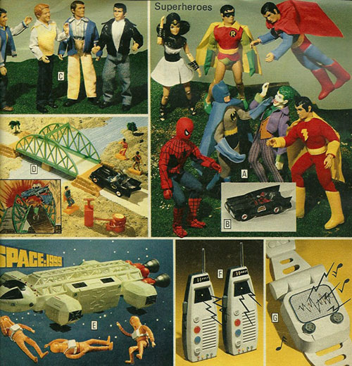 Superheroes and Space:1999