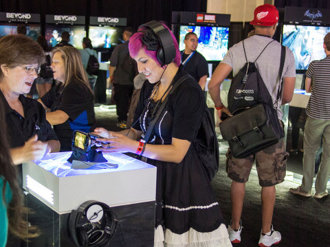 Gamestop Expo 2013